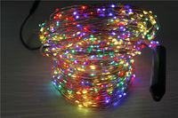Micro Mini Led Christmas Lights / Waterproof Mini Led Copper Wire ...