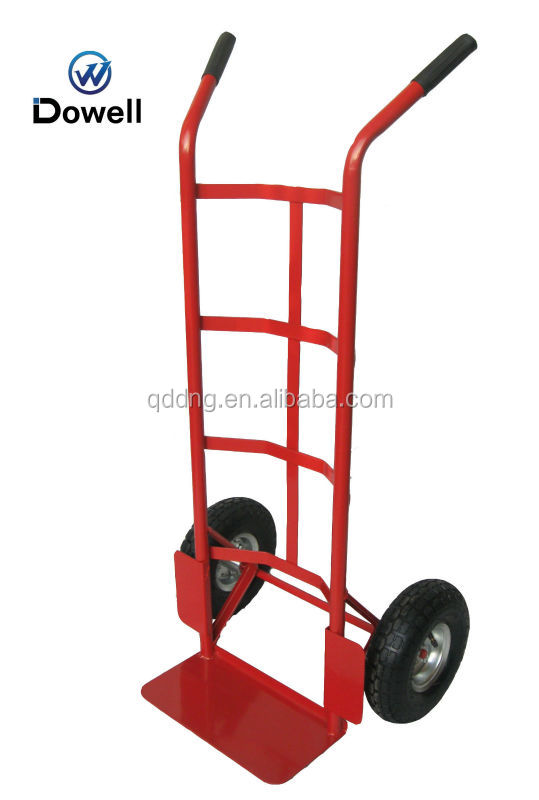Stair Climber Trolley Six Wheel Hand Trolley For Climbing