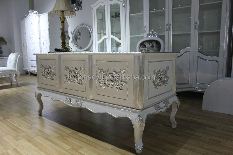 Scrivania In Legno Bianco : Bianco di legno casa mobili per ufficio scrivania in legno