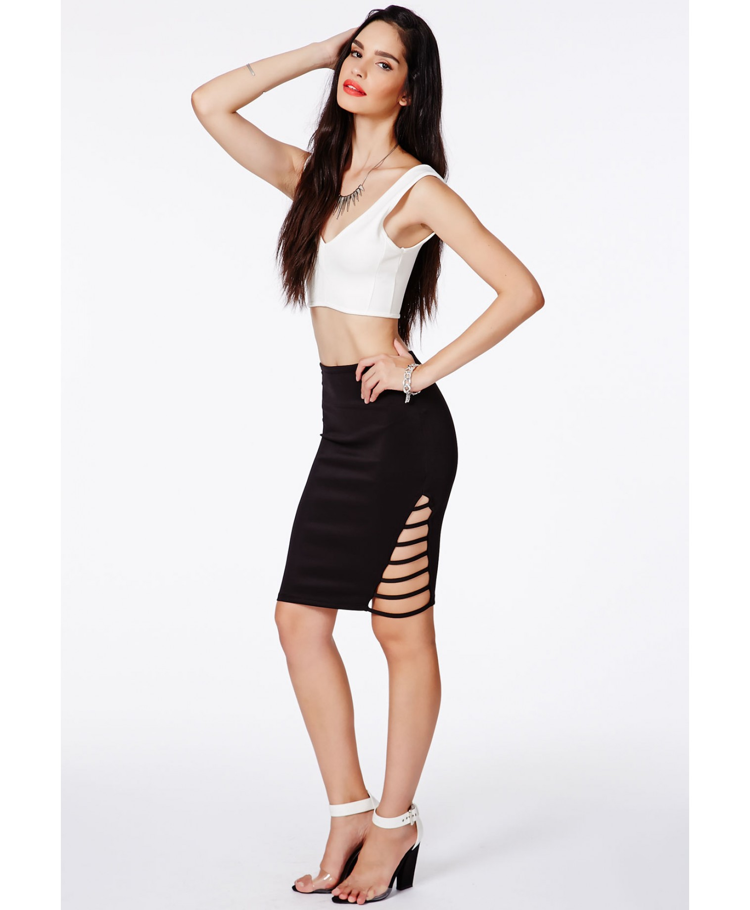 Ladies In Short Skirts - Dress Ala