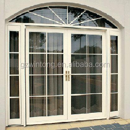 Arch Aluminum Window Manufacturer Side Hung Door Double Glazing ...