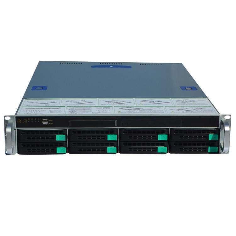 2u Standard Hot Swap Database Server Case/storage Server Case ...