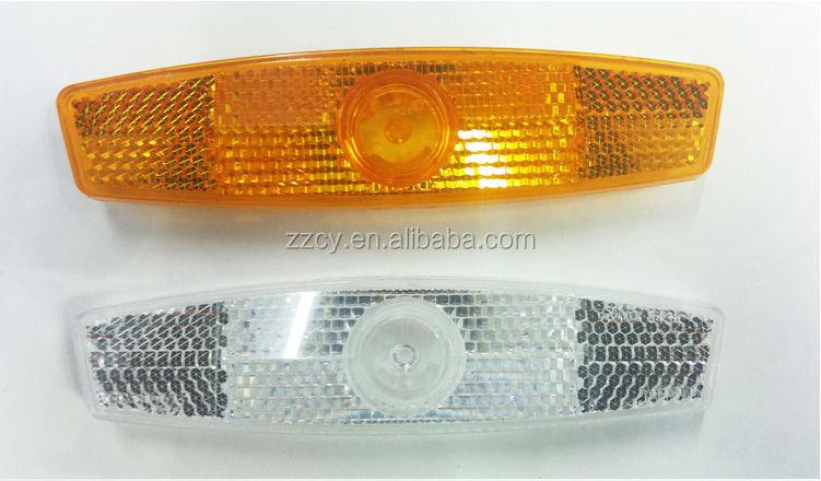 High Quality Bicycle Spoke Reflector Bike Wheel Reflectors Front
