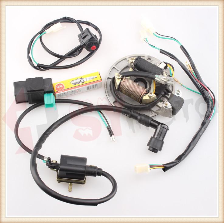 Schema Elettrico Quad Cinese : Pit bike dirt motor eléctrico kit sistema buy