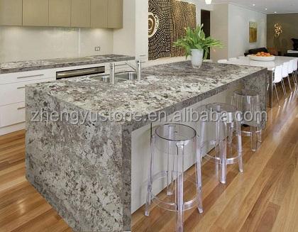 Alaska blanco granito precios de granito por metro buy for Precio metro granito