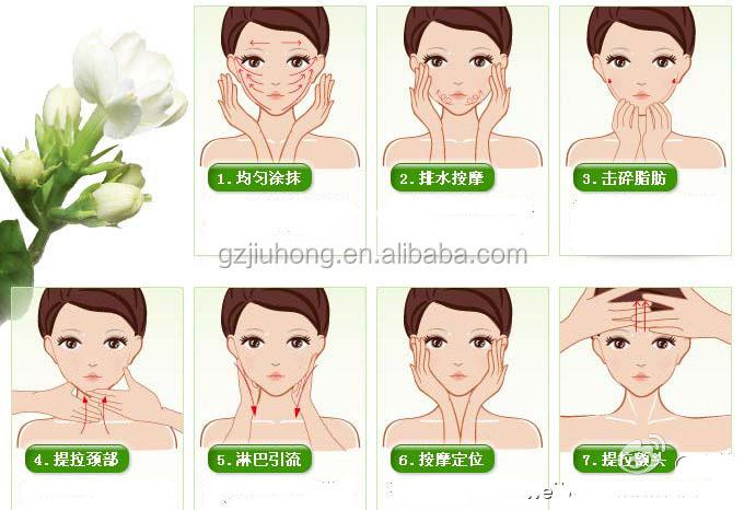 how to get v shape face