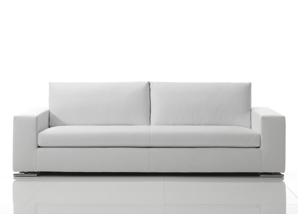 Modern Style Sofa Leather Sofa Bed Leather Lounge Indoor Tub Sofa ...