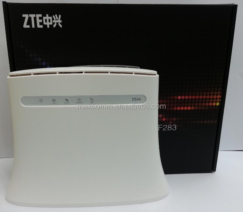 4g Lte Wifi Router Cpe Zte Mf283 - Buy 4g Lte Wifi Router,4g Lte Router,Zte  Lte Router Product on Alibaba com