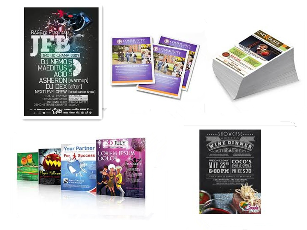 professional jet printing poster sample promotional flyers buy professional jet printing poster sample promotional flyers