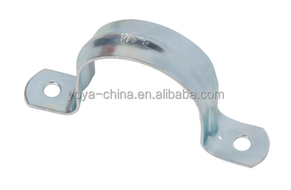 Electrical galvanized steel saddle clamp buy