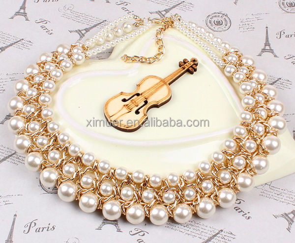 Latest design pearl necklace,Pearl jewelry,wholesale fashion jewelry