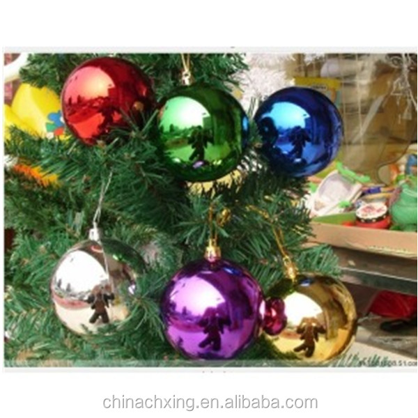 Wholesale Shatterproof Christmas Ball Ornaments For Sale