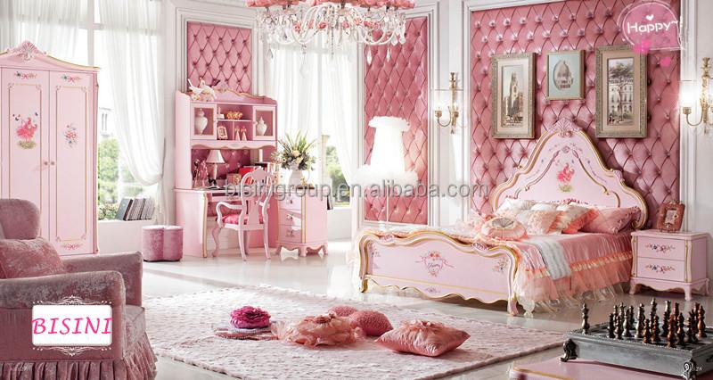 Cameretta da principessa amazing con questo set decorato in modo da sembrare luabito e la - Letto da principessa ...