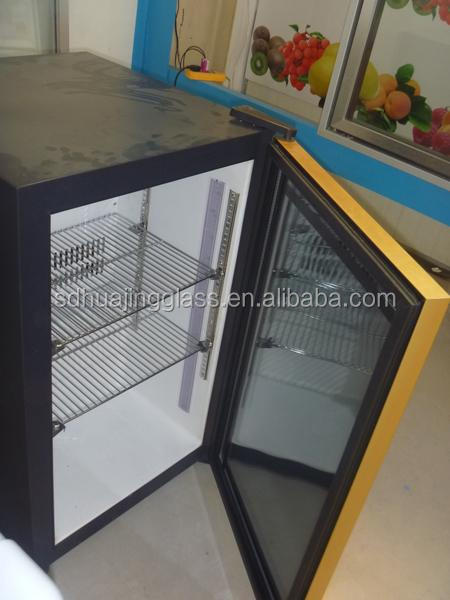 Mini Fridge Glass Door/fridge Glass Door/ Display Refrigerator ...