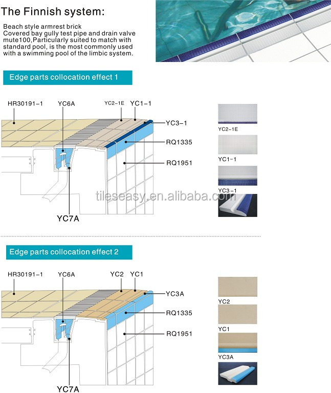 foshan ceramic sport swimming pool tile - Olympic Swimming Pool Diagram