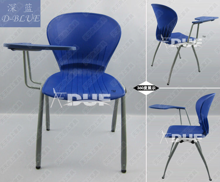 School fancy chair meeting blue plastic chairs discount for Affordable furniture for college students