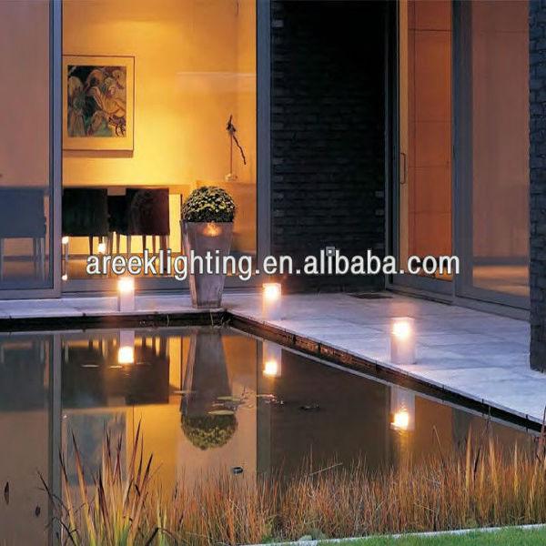 Ce 3 Years Warranty Home Garden Lighting Outdoor Led Bollard Light ...