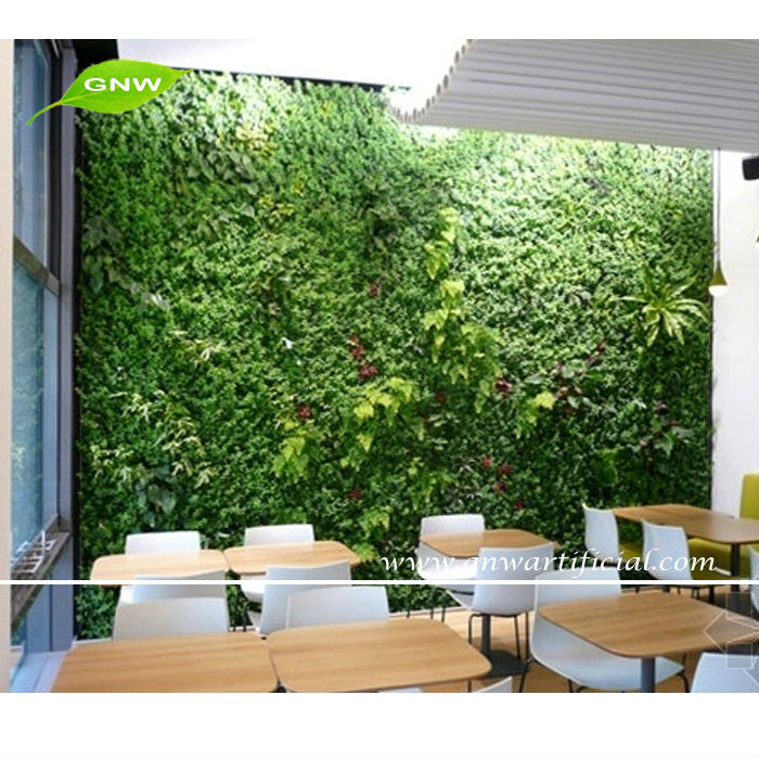 Gnw Glw016 Vertical Garden Green Wall Fake Plastic Plants