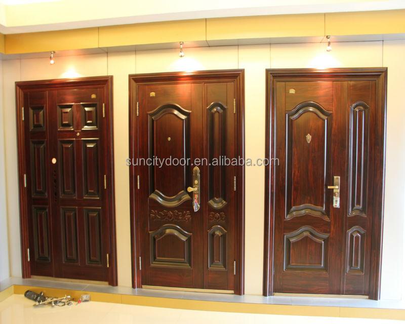 Steel Security Door In Classical Design Popular In Iran Made In ...