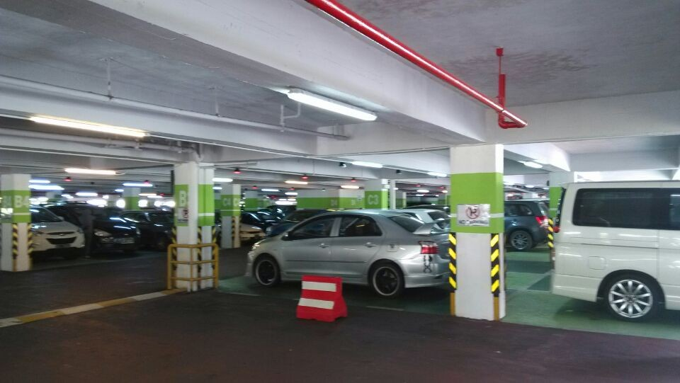Multi-level Car Park Guidance System,Intelligent Led Carpark ...