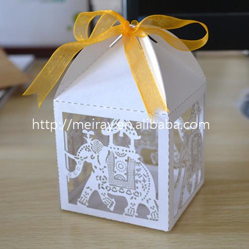 Ganesh Decoration Elephant Favor Boxes For Of Festival
