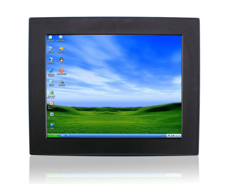 15inch embedded industrial Panel PC with touch screen