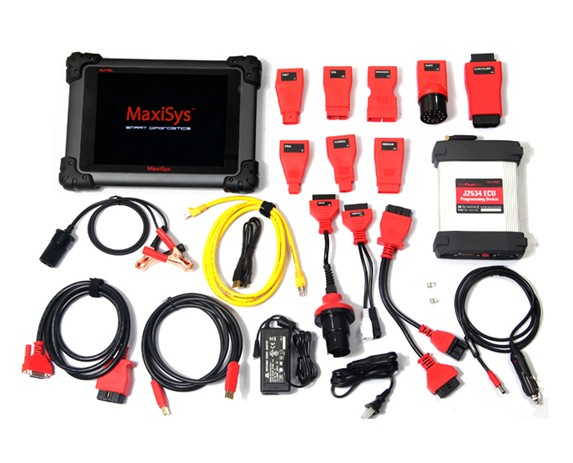 2014 Automotive Diagnostic & Ecu Reprogramming Tool With J2534,Autel  Maxisys Pro Can Do Online Programming Alibaba High Quality - Buy Maxisys  Pro