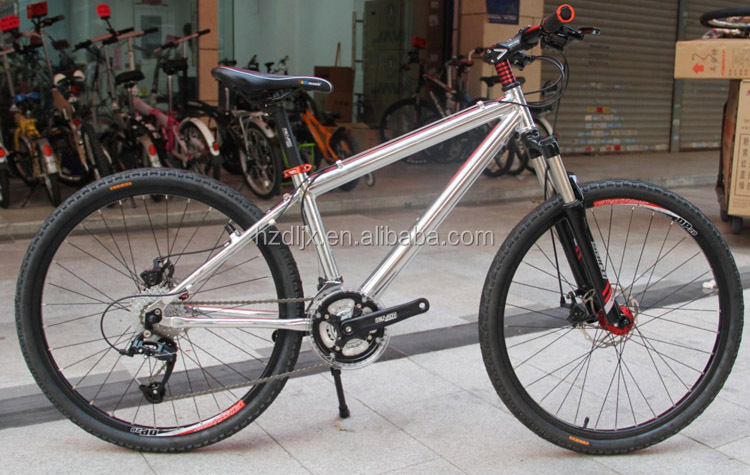 Professional Polishing Aluminum Mountain Bike Frame Buy
