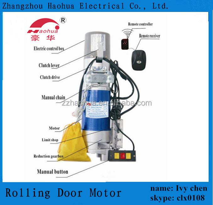 Ac Rolling Door Motor Sliding Gate Used Electric
