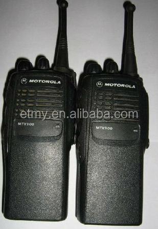 800mhz Motorola Radio Mtx900 Handheld Powerful Wireless Tour Guide ...
