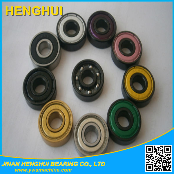 China Bearing Supplier Nylon Ball Bearing Wheel Price List