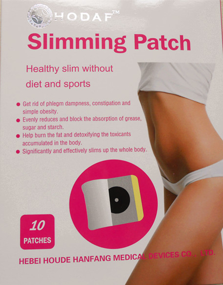 Amazon. Com: carole4 10pcs slimming patch weight-losing navel.