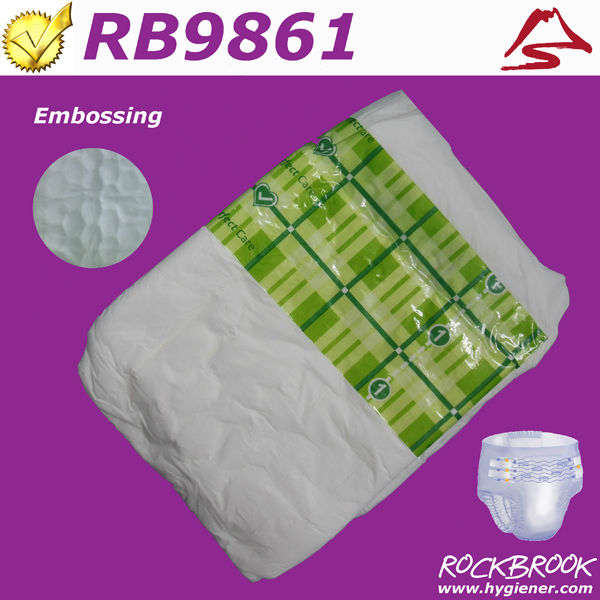 Disposable Cheap Adult Diaper for Elderly, Ultra Thick Adult Diaper for Old People, Senior Adult Diaper for the Old