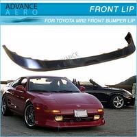 For 91-95 Toyota Mr2 Aeroware Style Urethane Front Bumper Lip ...