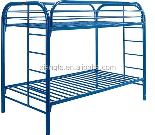 Modern Customized Size Metal School Student Dormitory Double Bed Steel Frame Bunk Bed Buy Metal Dormitory Double Bed Metal Dormitory Double