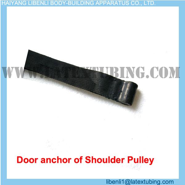 Exercise Equipment Strech Pulley Over The Door