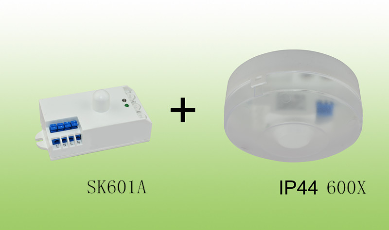 Sk601a microwave motion sensor switchoutdoor light sensor switch sk601a microwave motion sensor switchoutdoor light sensor switch12v motion sensor switch mozeypictures Choice Image