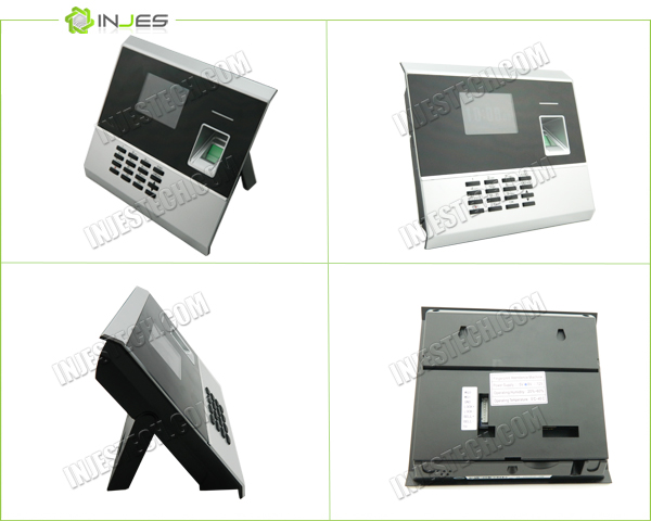 Goog Quality Fingerprint Employee Tft Screen Battery Tcp Ip ...