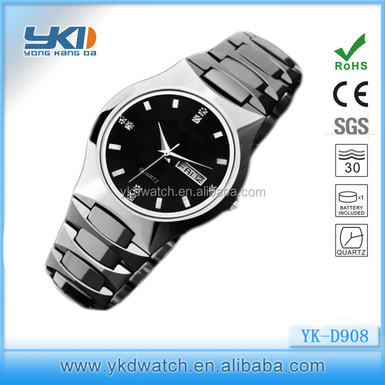 Japan Movt Omax Quartz Watch Stainless Steel With 3atm Water ...
