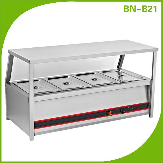 Kitchen Stainless Steel Food Warmer/used Food Warmer Bn-b21 - Buy ...