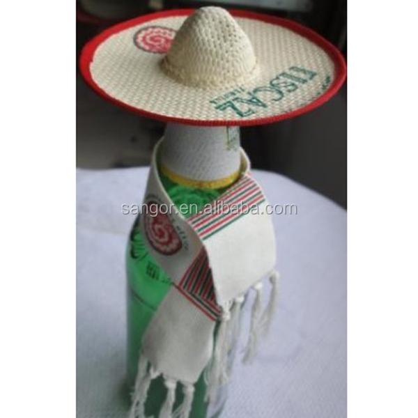 Tequila Chapéu Frasco De Mini Sombrero Chapéu Mexicano - Buy Mini ... da660356369