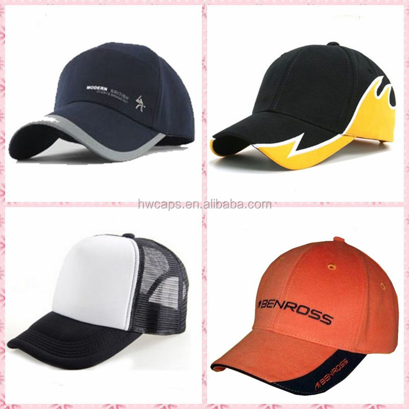 baseball cap making machinery new style denim custom fitted machine hat