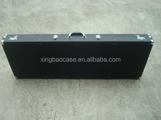 Acrylic gun display case,waterproof shockproof gun case