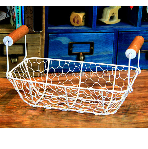 Small Wholesale Wire Baskets Wire Bread Baskets Stainless