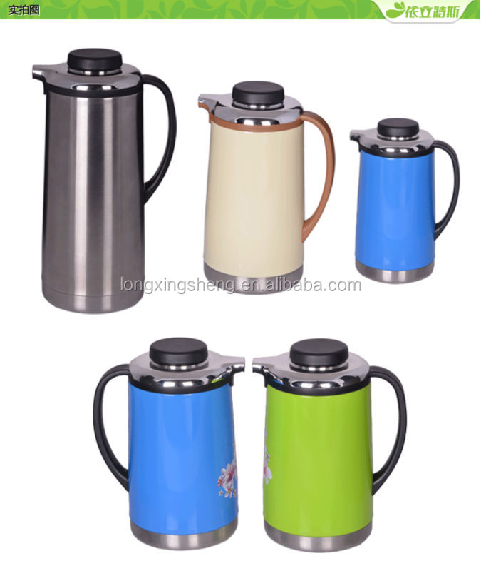Coffee Pump Thermos - The Coffee Table