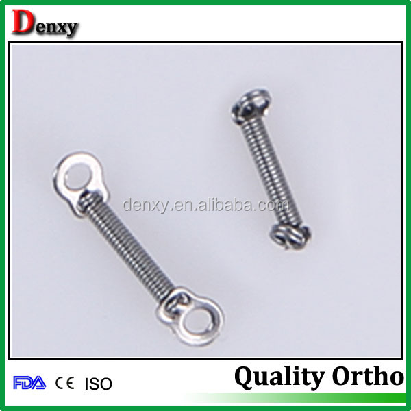 Favorable Price Dental Orthodontic Open Coil Springs