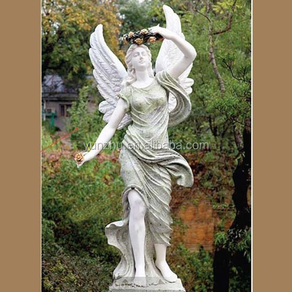 Garden Cherub StatueGarden Cupid StatueGarden Decor Angels