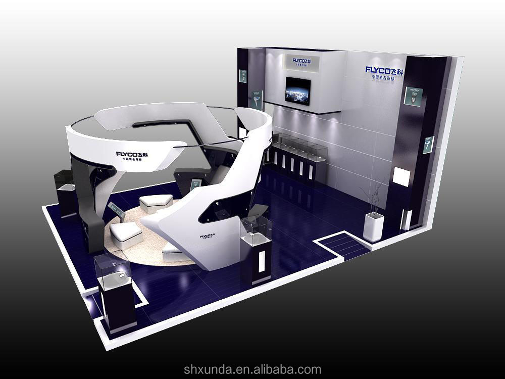 Exhibition Booth Price : Simple but elegant exhibition booth buy