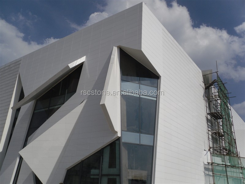 Marble Wall Cladding Exterior : Pure white marble exterior wall cladding stone buy