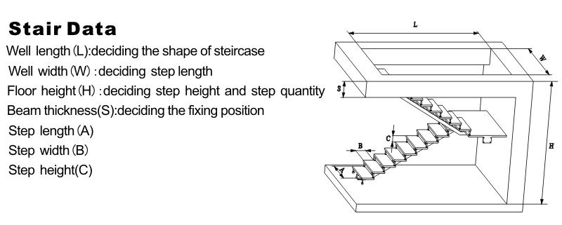 indoor office u shape glass steel stair staircase buy u shape glass steel stair residential. Black Bedroom Furniture Sets. Home Design Ideas